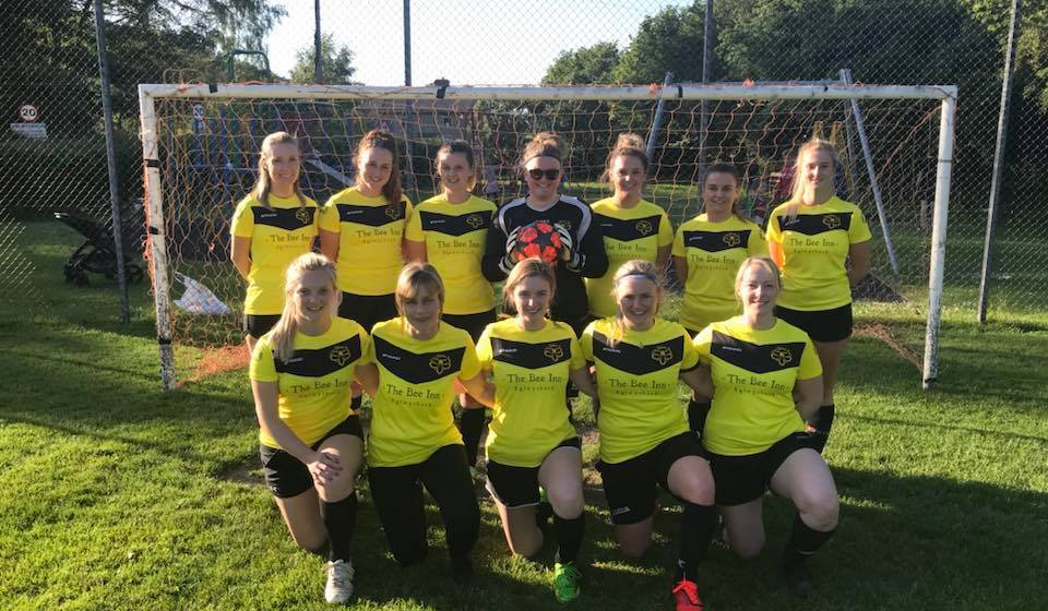 Plans to expand women's football in North Wales are launched through new recreational league