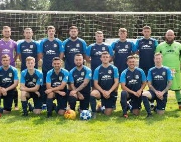 Vale of Clwyd and Conwy League: Lewis hits four as 'Fechan bang in seven, while Whitehouse treble buoys Rhuddlan