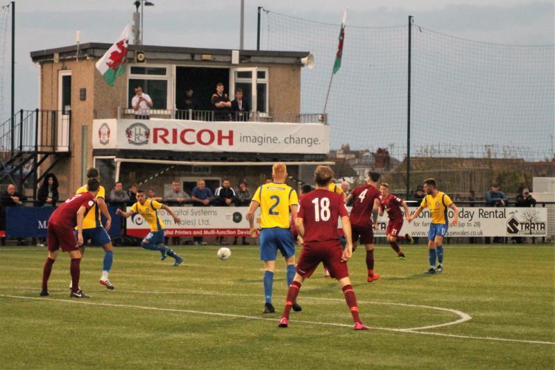Tuesday night football: Prestatyn top Cymru North while Denbigh return to Welsh Alliance Division One peak