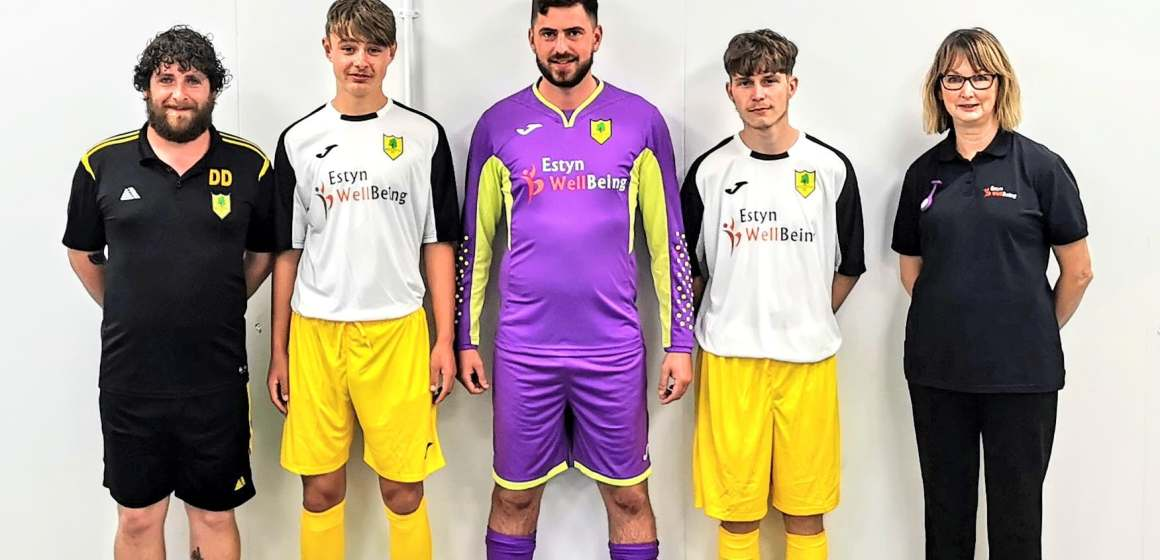 Bellevue FC unveil their new kit – and it's something very special