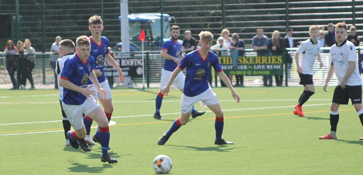 Magnificent seven for Bangor 1876 – but is it too early to talk about trophies?