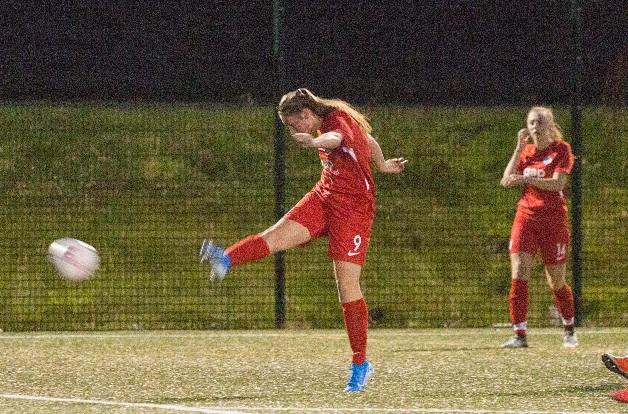 Female Football Focus: Candice Nellist (Connah's Quay Nomads)