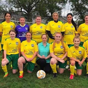 Female Football Focus: Charlotte Webb (Mountain Rangers)