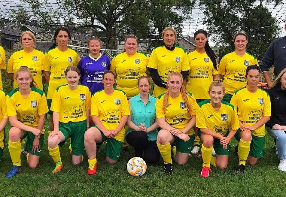 Female Football Focus: Charlotte Webb (Mountain Rangers)