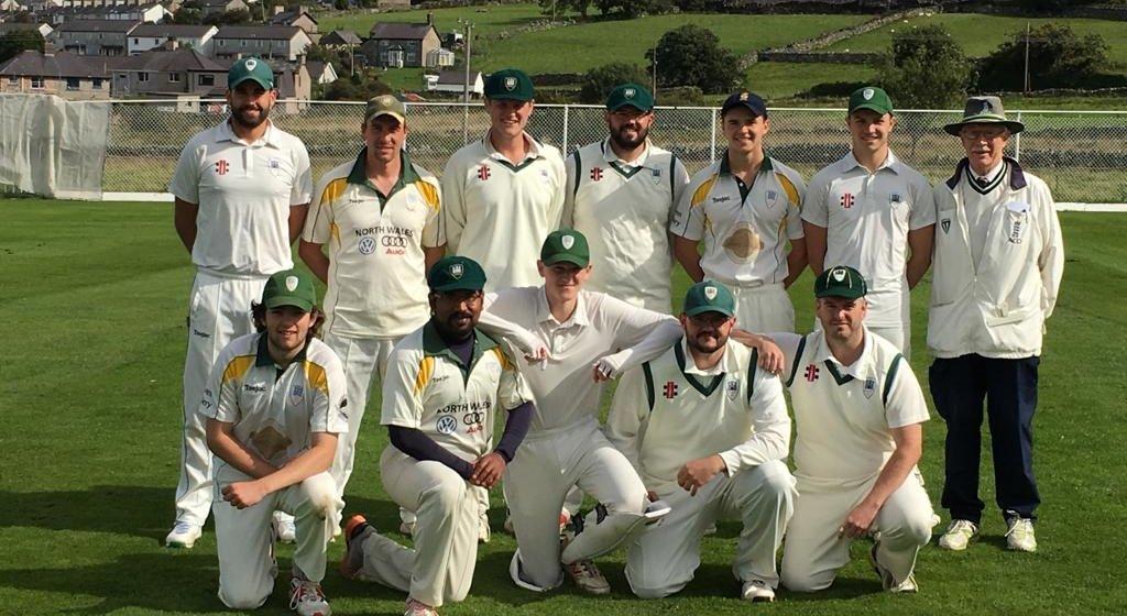 North Wales Cricket League: Conwy and Caernarfon celebrate great seasons