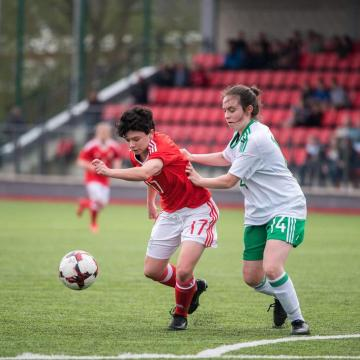 Emily Jones hopes move to Championship side Lewes boosts her chances of a full Wales cap