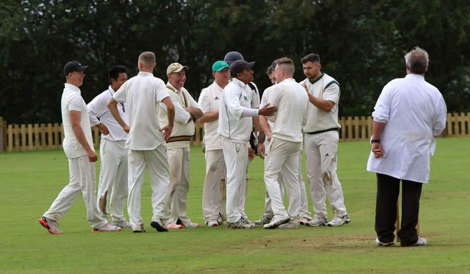 North Wales League cricket: Huey Lewis makes the news as Rhewl win at last! Conwy and St Asaph 2nds are champions, Halkyn are nearly there