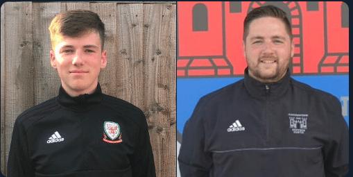 Meet the Managers: Jordan Hadaway and Ethan Jones (Caerwys FC)