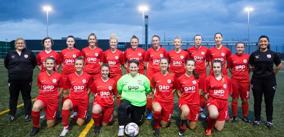 FAW Women's Welsh Cup: Nomads book home tie with Pwllheli in next round
