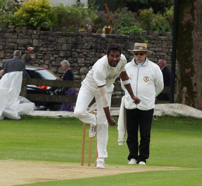 Liverpool Competition cricket: Colwyn Bay throw themselves a lifeline, Prestatyn in deep trouble