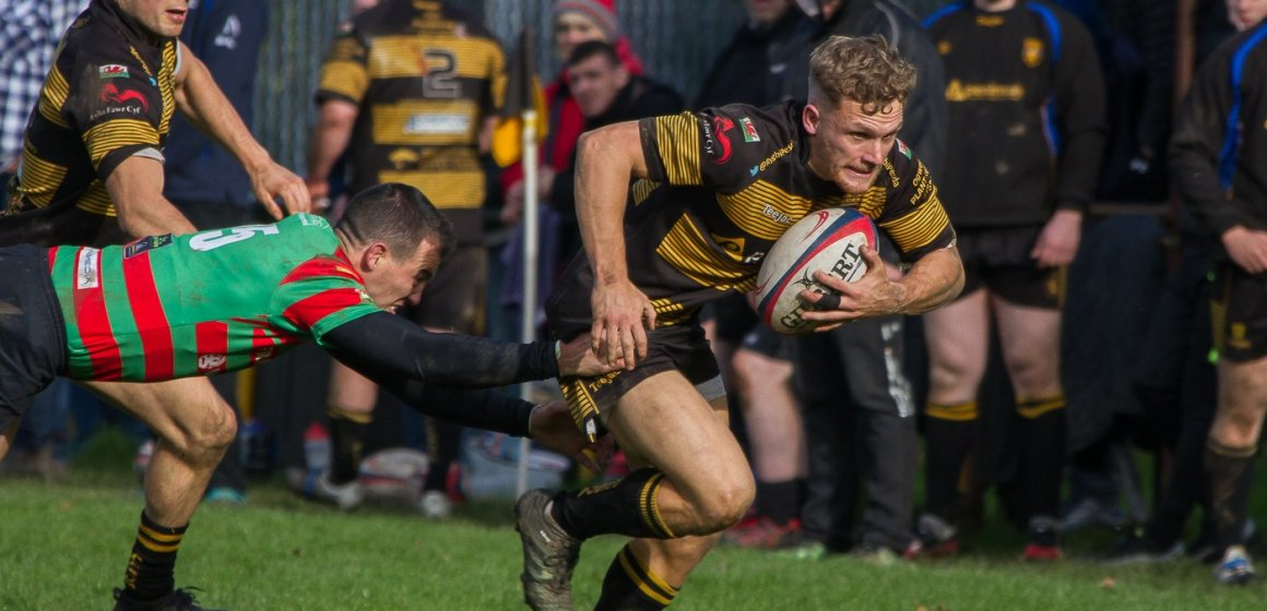 Rugby Union: Tough away tie for Bethesda in Plate, Pwllheli bow out