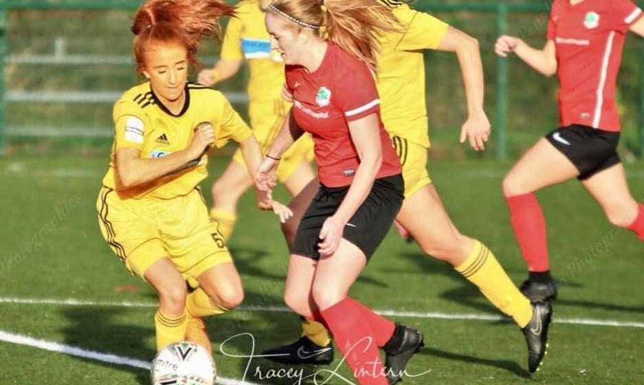 Female Football Focus: Cara Hughes (Llandudno)