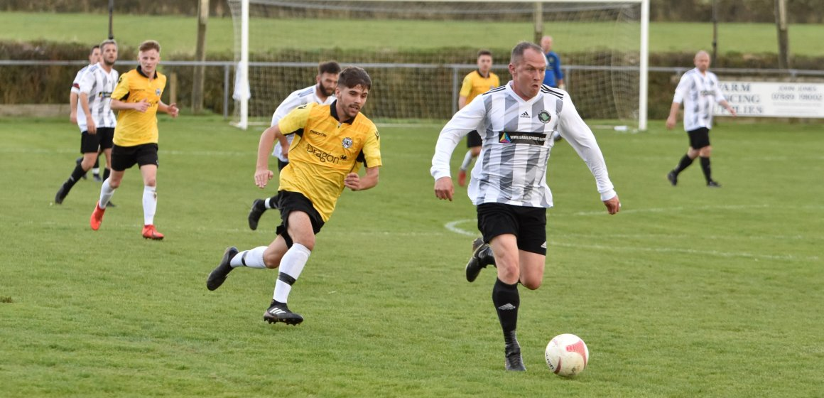 Welsh Alliance: Holyhead Hotspur hit the Division One peak, Y Felinheli triumph 7-6 in cup stormer