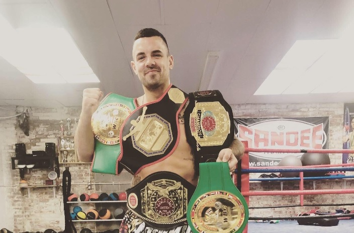 Muay Thai world champion Mike Egan prepares for huge title fight in USA