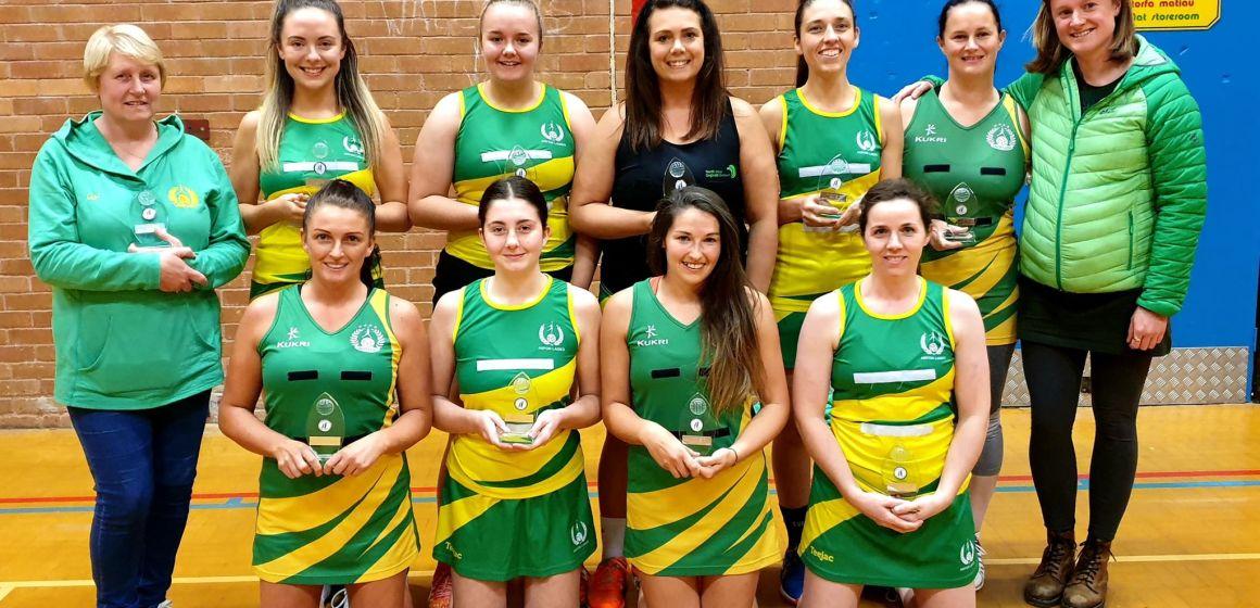 Netball: Arfon Ladies pip Arfon Celts in Division One opening night cracker