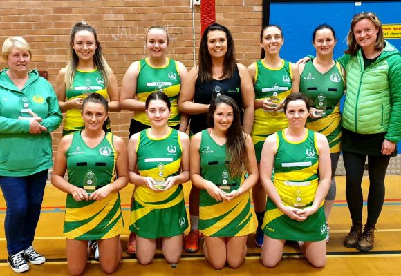Netball: Arfon Ladies pip Arfon Celts in Division One opening night cracker