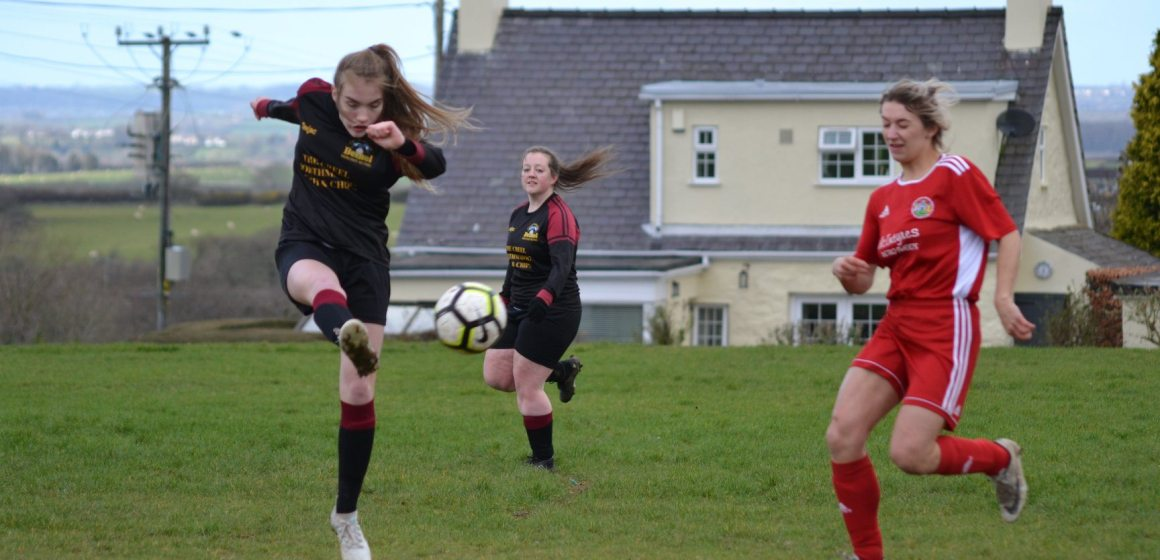 Female Football Focus: Anest Roberts (Bethel)