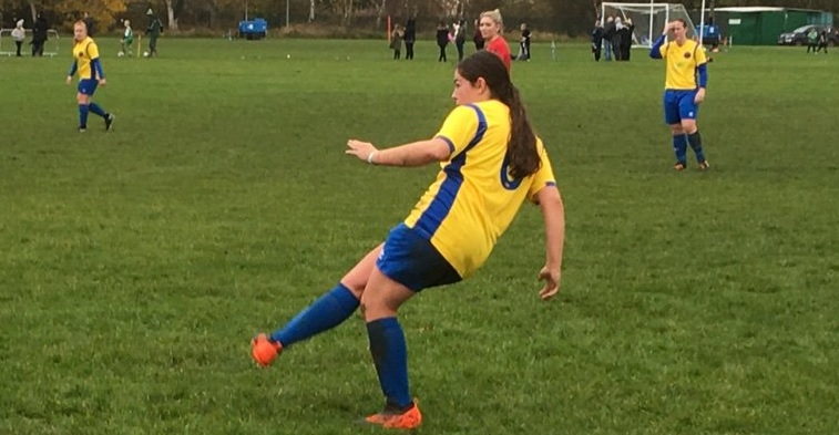 Women's football: First win of season for Northop Hall, Pwllheli score 18