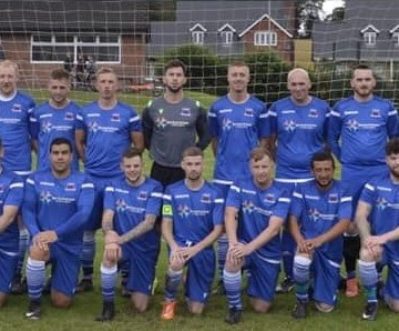 North East Wales League: Leaders Brymbo Victoria's unbeaten run ended by Chirk Town