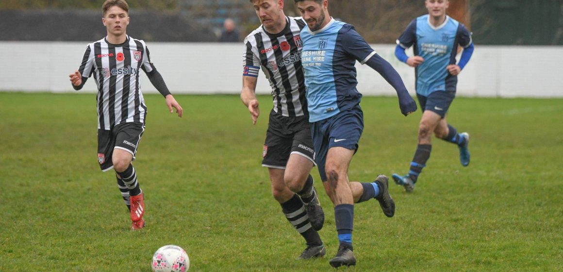 Welsh Cup round two: Bangor 1876 dreams are over, Mold hit eight, Bay squeeze past Nantlle Vale