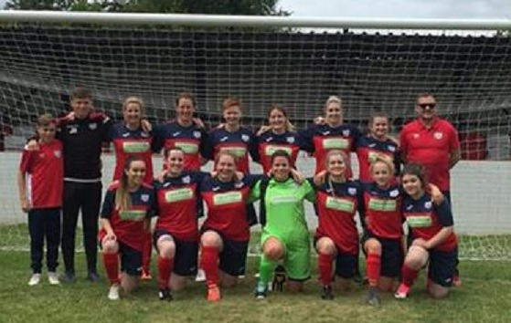 Women's recreational league: Caitlin at the double as Holywell make winning start