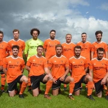 Junior Cup/Vale of Clwyd & Conwy League: Llansannan through, fechan hit six