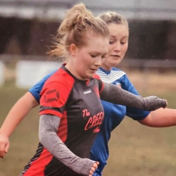 Female Football Focus: Magi Elin Hughes (Pwllheli)