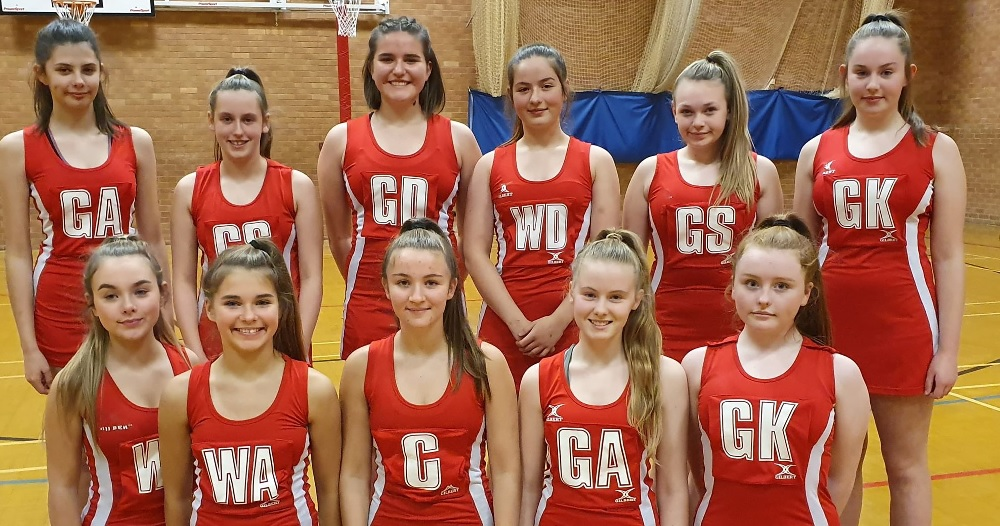 Netball: Gwynedd and Anglesey League Division Two round-up: November 13