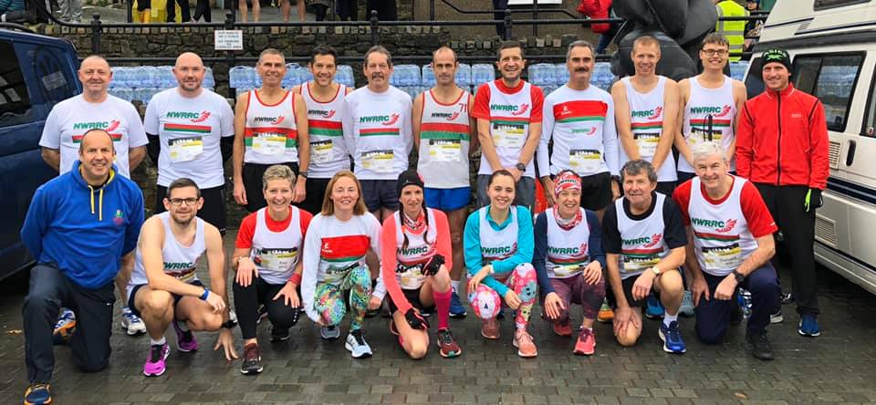 Records tumble for North Wales Road Runners in fast Conwy Half Marathon