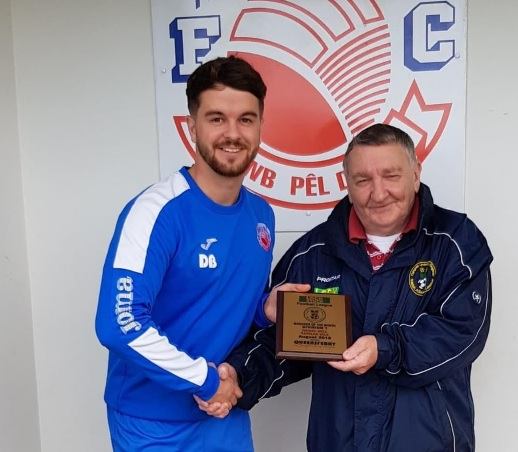 Meet the Manager: Daniel Bell (Nantlle Vale)