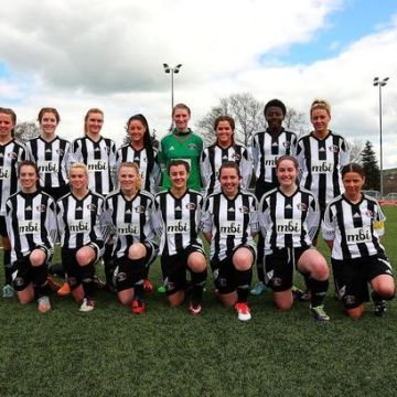 A celebration of Llandudno Ladies FC's finest achievements