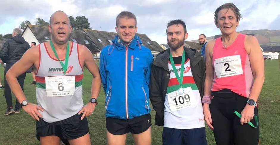 North Wales Road Runners: duo claim top places at challenging half marathon
