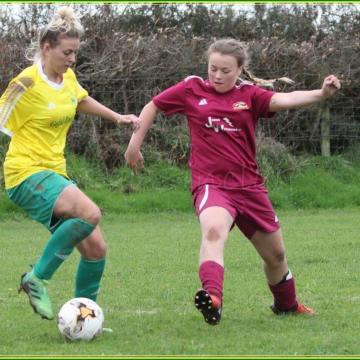 Female Football Focus 2020: Catrin Wynne Hughes (Denbigh Town)