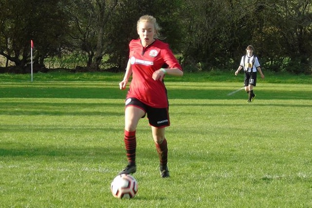 Women's football: Airbus batter Bethel in cup, big three points for Corwen