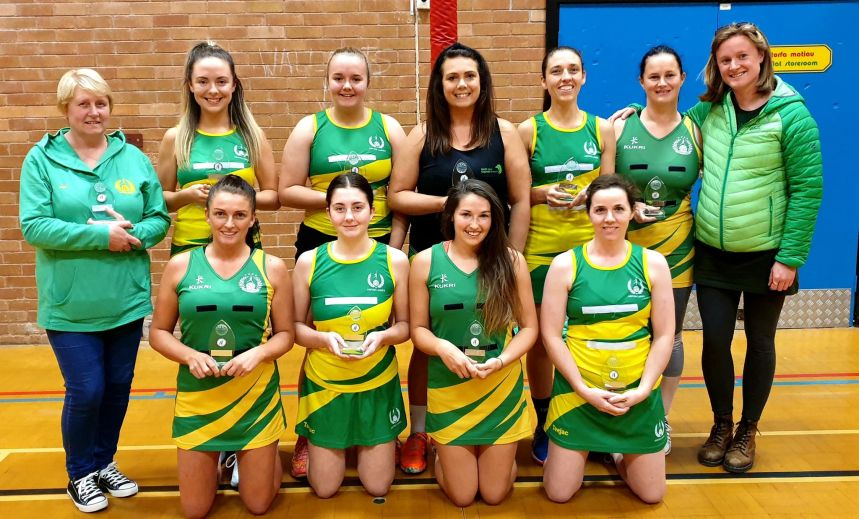 Gwynedd and Anglesey Netball League results Jan 14-15