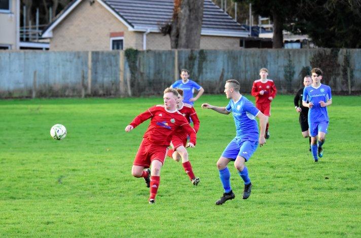 Vale of Clwyd & Conwy League: Rhuddlan still unbeaten, NFA produce dramatic fightback to keep 100% record