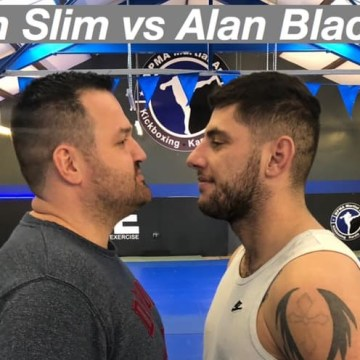 Slim v Blacks: Get ready for the rematch!