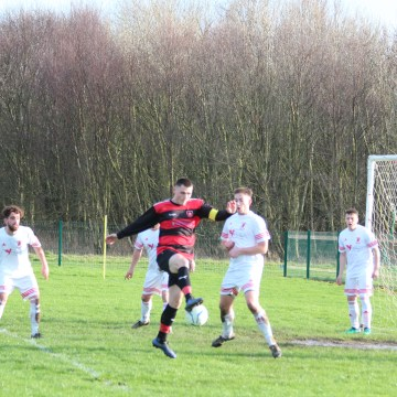 Anglesey League: Hotspur Reserves deliver six of the best against town rivals