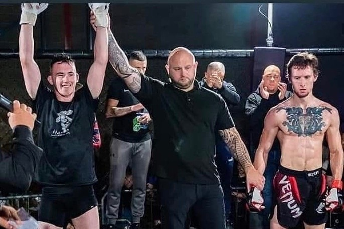 MMA fighter Harry Kenworthy targets European glory