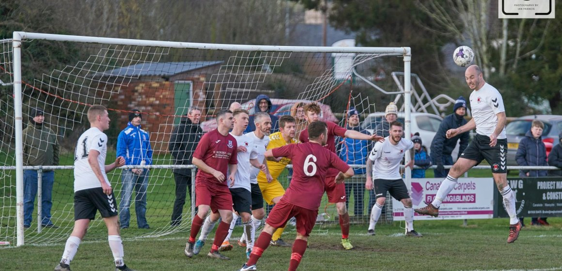 Holyhead Hotspur two wins from creating major piece of history