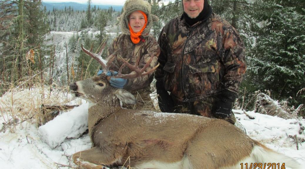 Idaho 2015 big game hunting seasons set for Idaho fish and game regulations