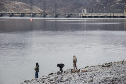 Mobility-impaired Angler Trying To Save Access To Popular Lake Roosevelt Beach