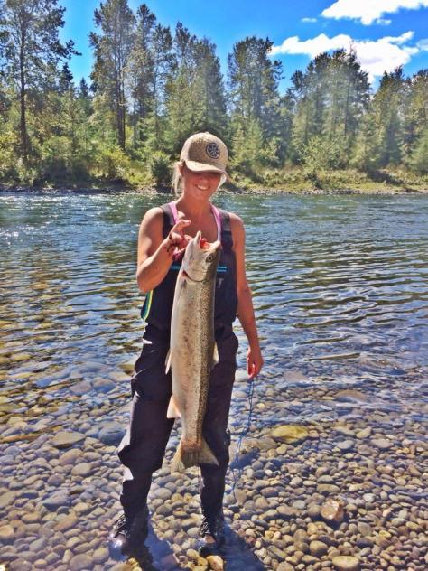 SW WA, Columbia Fishing Report (7-18-19)