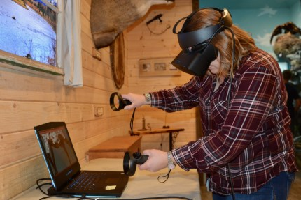 Field Dressing Big Game Goes VR In New Idaho Simulator For New Hunters