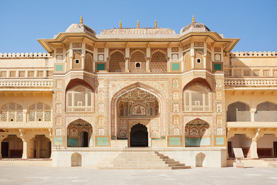 拉賈斯坦四色城 - Travel to India
