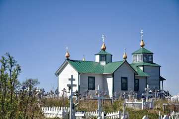 Kenai Peninsula's Historic Russian Churches - Northwest Travel Magazine