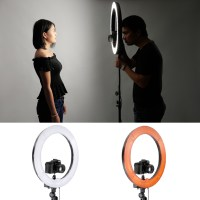 """Neewer Camera Photo Video 18"""" Dimmable Ring Fluorescent ..."""