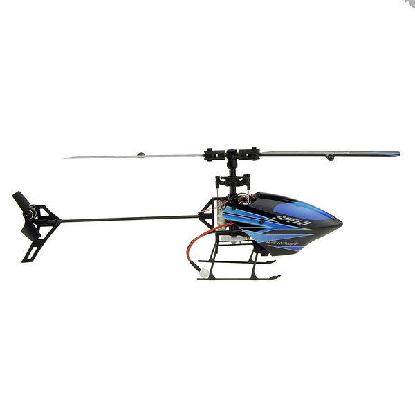 WLtoys V922 6CH Remote Control Single Propeller LCD RC