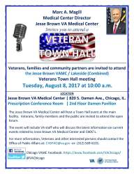 Town Hall Meetings Archives Montford Point Marines Chicago Chapter 2