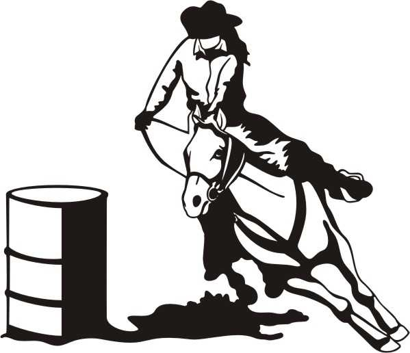 St. Paul Barrel Race 2018 :: NorthWest Youth Rodeo Association